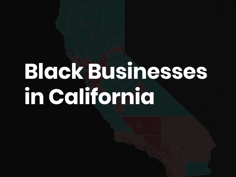 Black Businesses in California